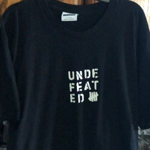 AUTHENTIC UNDEFEATED SHIRT